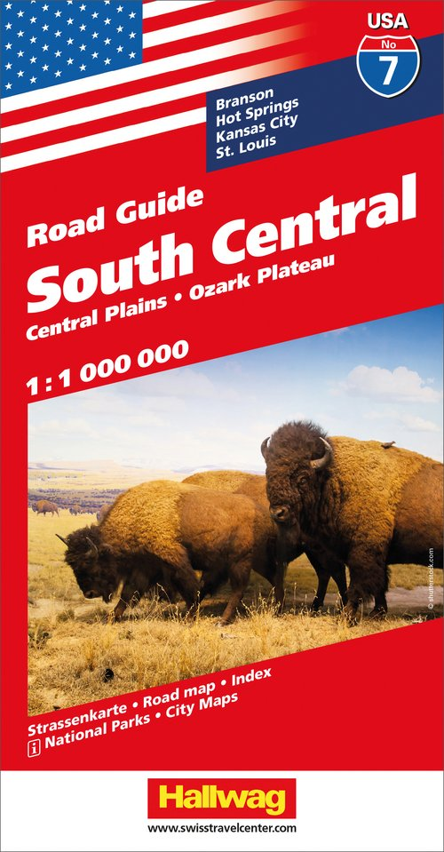 USA/7 South Central Road Guide