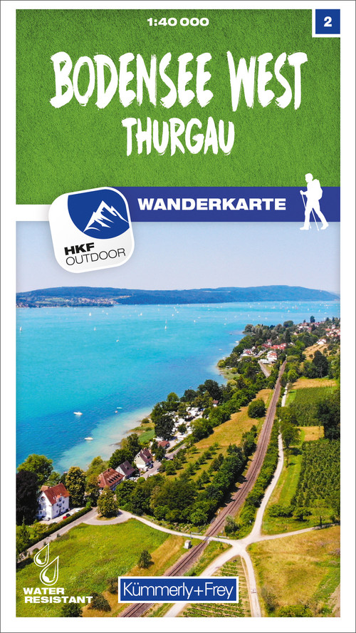 02 Bodensee West 1:40 000