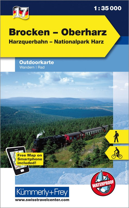 17 Brocken - Oberharz **