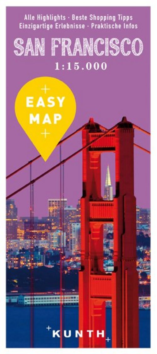 EASY MAP San Francisco