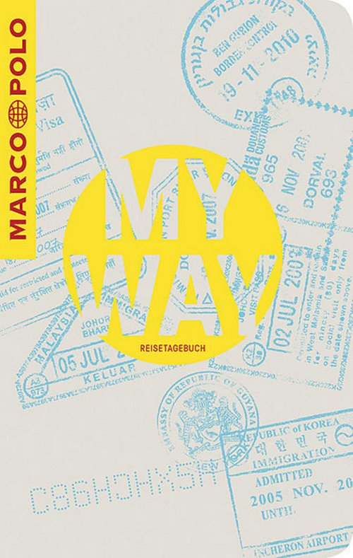 MARCO POLO My Way Reisetagebuch Passport