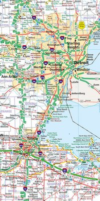 USA/3 Great Lakes Road Guide
