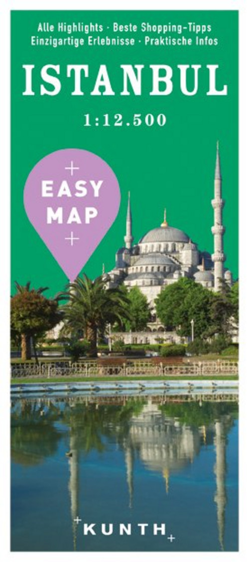 EASY MAP Europa ISTANBUL