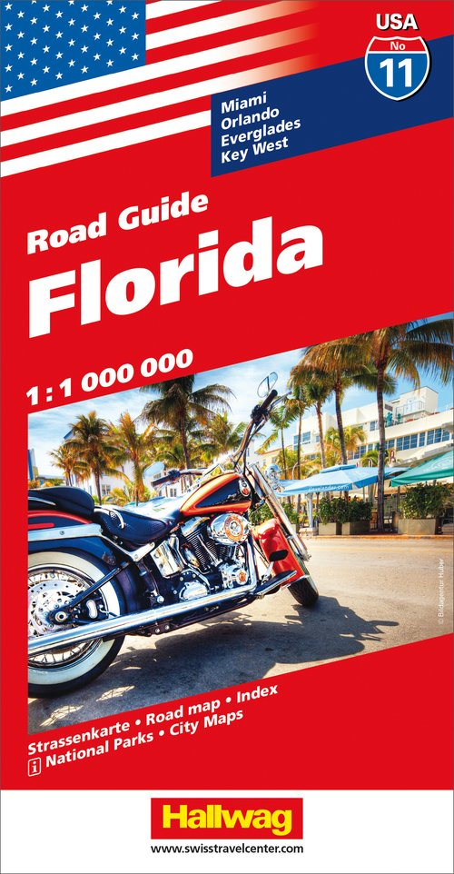 USA/11 Florida Road Guide