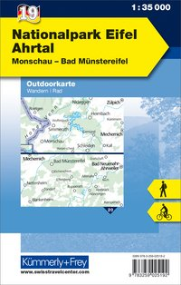 19 Nationalpark Eifel, Ahrtal, Monschau, Bad Münstereifel