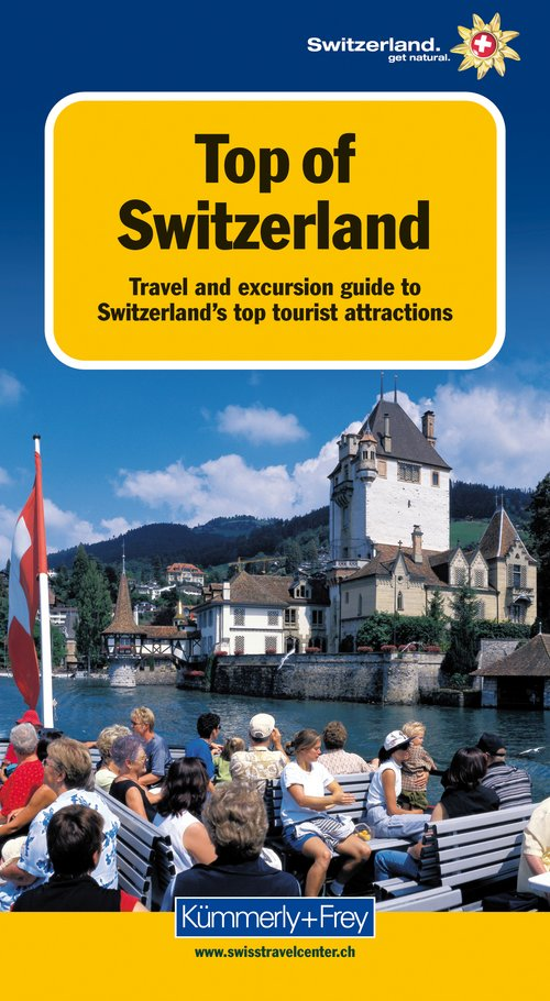 Top of Switzerland (engl. edition)