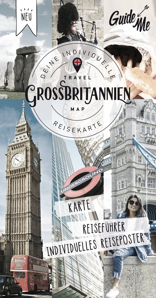 GuideMe Great Britain (german edition)