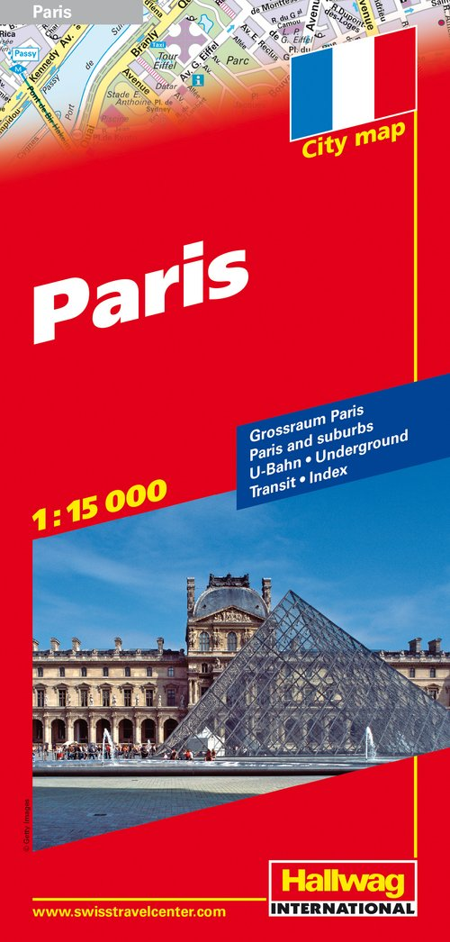 Paris Stadtplan