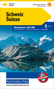 Suisse 1:301 000 sans Free Map on Smartphone