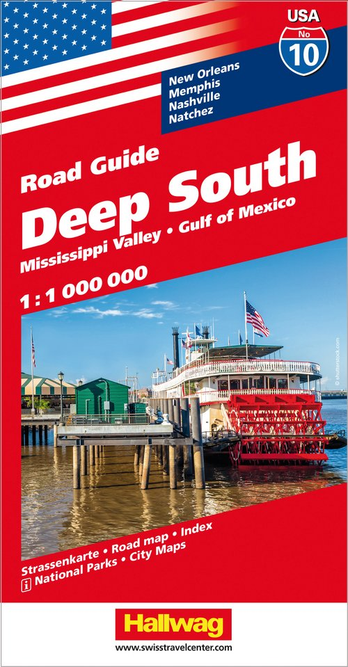 USA/10 Deep South Road Guide