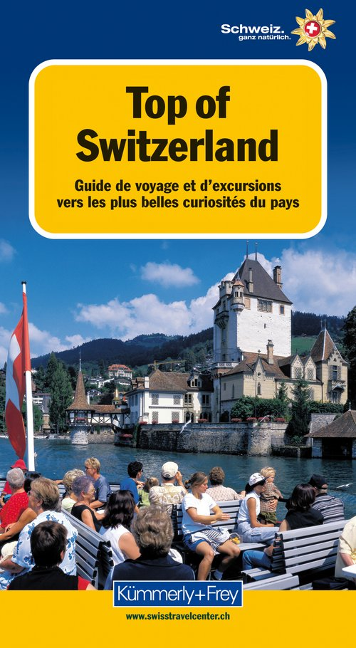 Top of Switzerland (franz. Ausgabe)
