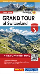 Grand Tour of Switzerland Touring Guide en anglais