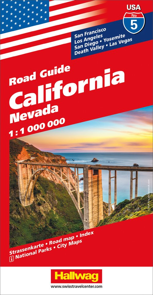 USA/5 California Road Guide