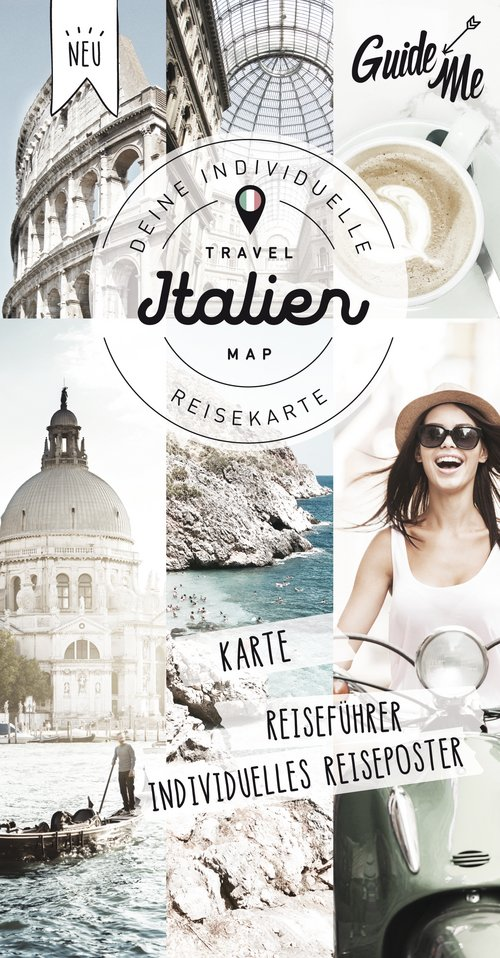 GuideMe Italy (german edition)