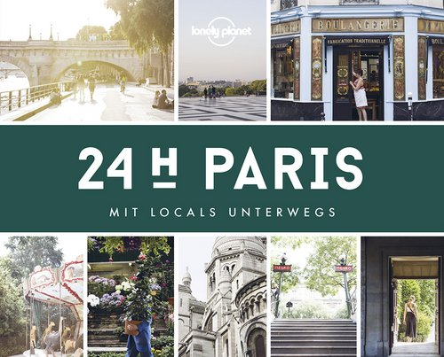 Lonely Planet 24 H Paris