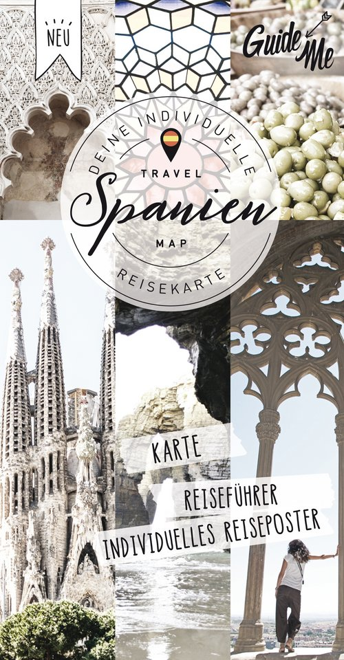 GuideMe Spain (german edition)