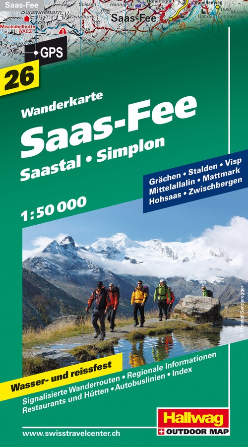 26 Saas Fee / Saastal / Simplon