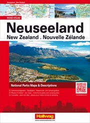 New Zealand Road atlas