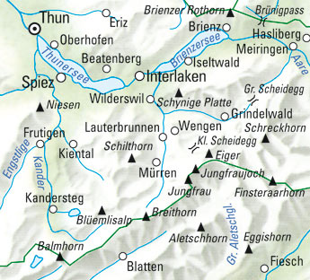 18 Jungfrau Region swisstravelcenterch Hallwag KmmerlyFrey